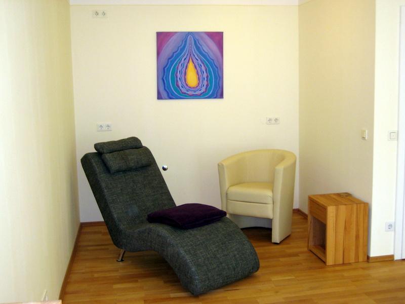 Praxis für Hypnose - Therapie. Die Hypnose Liege