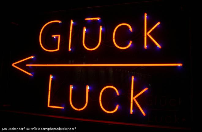 Glück - Luck Glückskurs