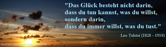 Zitate Gluck